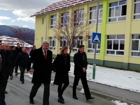 Energetski obnovljen i drugi školski objekt u Gorskom kotaru
