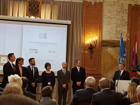 Prigodnim programom svečano obilježena 10. obljetnica djelovanja REA-e Kvarner